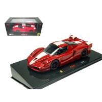 Hot wheels N5605 Ferrari Enzo FXX Red Elite Limited Edition 1-43 Diecast Model Car