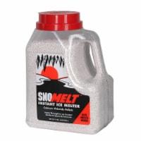 SnoMelt S0091J 9 lbs Calcium Chloride Pellet Jug
