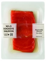 Pacific Seafood Sockeye Salmon Portions