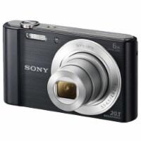 Sony Cyber-shot Dsc-w810 Digital Camera Black