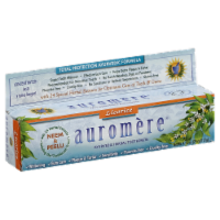 Auromere Licorice Ayurvedic Toothpaste