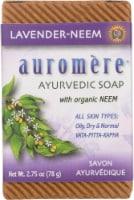 Auromere Ayurvedic Lavender Neem Soap
