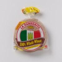 La Banderita Whole Wheat Fajita Tortillas