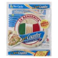 La Banderita® Carb Counter™ Carb Lean Toritllas - 8 ct / 7.9 oz