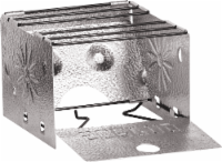 Sterno Portable Folding Camp Stove - Silver