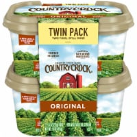 Country Crock Original Vegetable Oil Spread Twin Pack