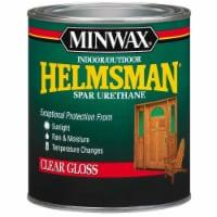 Minwax® Helmsman Indoor/Outdoor Spar Urethane - Clear Gloss - 32 fl oz
