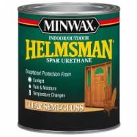 Minwax® Helmsman Spar Urethane - Clear Semi-Gloss - 32 fl oz