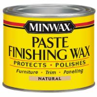 Minwax® Paste Finishing Wax - Natural