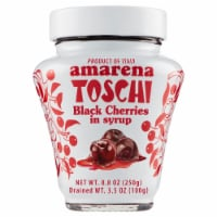 Amarena Toschi Black Cherries in Syrup