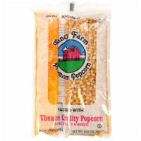 Fancy Farms Popcorn Mini-Max Kit - 10.6 oz. kit, 24 per case - 24-10.6 OUNCE
