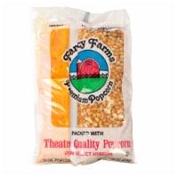 Fancy Farms Popcorn Mini-Max Kit - 16 oz. kit, 24 per case - 24-16 OUNCE