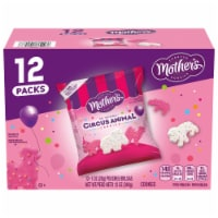 Mother's Frosted Original Circus Animal Cookies Multipack