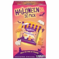 Ferrara Mother's Circus Animal Cats & Bats Halloween Cookies 30 Count