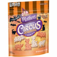 Mother's Halloween Frosted Circus Animal Cookies