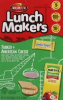 Armour LunchMakers Turkey & American Cheese Cracker Crunchers Lunch Kit