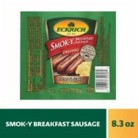 Eckrich® Smok-Y™ Original Breakfast Sausage - 8.3 oz