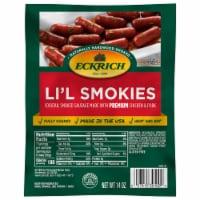 Eckrich® Li'l Smokies Cocktail Smoked Sausage Links - 14 oz