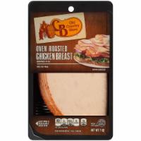 Cracker Barrel Oven Roasted Sliced Chicken Breast
