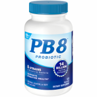 Nutrition Now PB8 Digestive Health Support Capsules - 120 ct