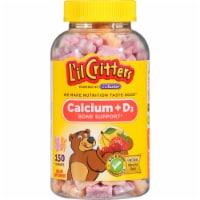 L'il Critters Calcium + D3 Gummies