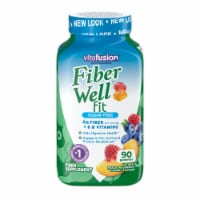 Vitafusion Fiber Well Fit B-Vitamin Gummies