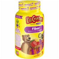 L'il Critters Fiber Dietary Supplement Gummies 90 Count