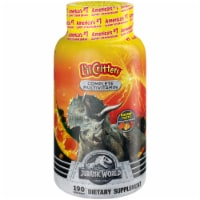 L'il Critters Jurassic World Complete Multivitamin Gummies
