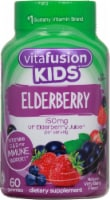 Vitafusion Kids Elderberry Immune Support Dietary Supplement Gummies