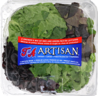 Artisian Lettuce