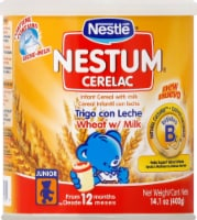 Nestle Nestum Cerelac Wheat with Milk Infant Cereal
