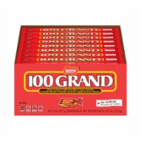 100 Grand Milk Chocolate Candy Bars - 36 ct / 1.5 oz