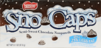 Sno-Caps Semi-Sweet Chocolate Nonpareils Case