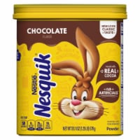 Nesquik Chocolate Flavor Powder Mix