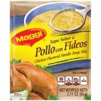 Maggi Chicken Flavor Noodle Soup Mix