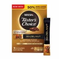 Nescafe Taster's Choice Hazelnut Instant Coffee Packets