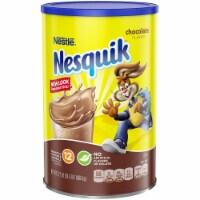 Nesquik Chocolate Flavored Powder Mix