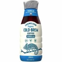 Chameleon Organic Vanilla Cold-Brew Coffee