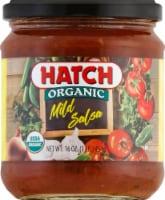 Hatch Organic Mild Salsa - 16 oz
