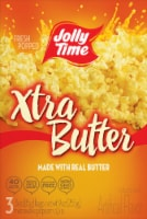 Jolly Time Extra Butter Popcorn