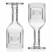 Godinger 45487 10 oz Wine Goblet - 1