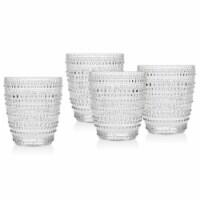 Godinger Lumina Dofs Glass, Clear - Set of 4 - 1