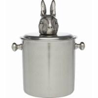 Godinger 82770 Rabbit Head Ice Bucket