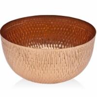 Godinger 97701 9 in. Sunburst Copper Bowl