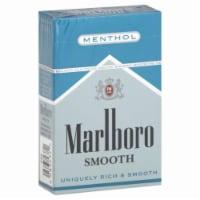 Kroger - Marlboro Smooth Menthol Box, 1 Pack