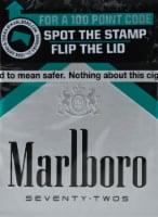 Marlboro Seventy-Twos Cigarettes