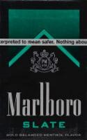 Marlboro Slate Cigarettes