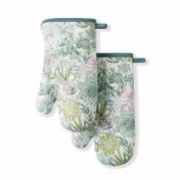 Martha Stewart Succulents Oven Mitts - 2 pk