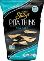 Stacy's Sea Salt Pita Thins Baked Pita Chips Snacks