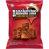 Sabritas Rancheritos Flavored Tortilla Chips Snacks